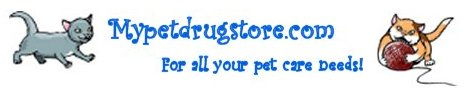 Mypetdrugstore.com. For all your pet care needs